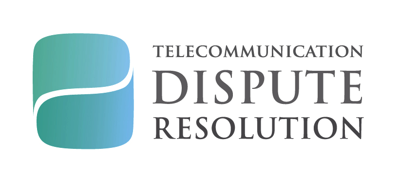 Telecommunication Dispute Resolution logo